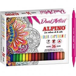 Rotuladores Alpino Color...