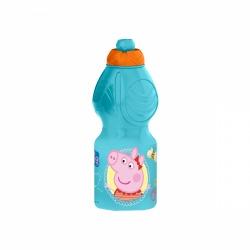 Botella Peppa Pig 400Ml.